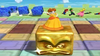 Mario Party 5 - All Skill Minigames: Mario vs Luigi vs  Peach vs Daisy