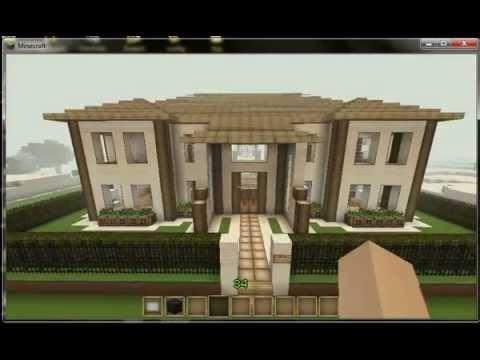 ماين كرافت بناء بيت