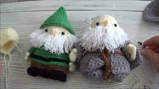 Wizard and Gnome Part 1 rows 1-11