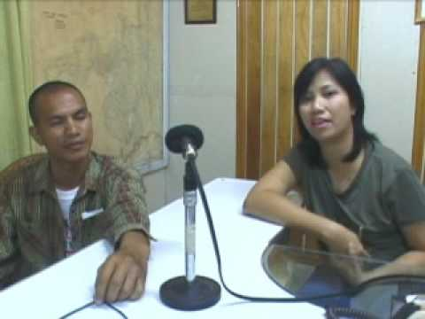 Real World English on Radio - Philippines