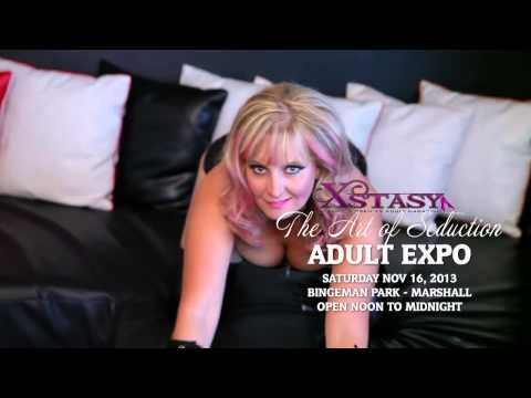Xstasy Adult Expo Nov 16 2013 Promo  Xxx video