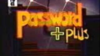 Password Plus Theme (1979-1982)