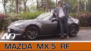 Mazda MX-5 RF - El pequeño Gran Turismo