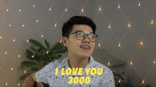I Love You 3000 (Stephanie Poetri) - James Adam cover