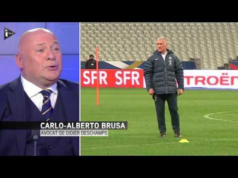 """Tag """"raciste"""": Didier Deschamps se sent humilié, selon son avocat"""