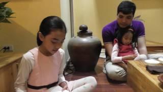 Thùy Minh 9 tuổi đọc thơ thầy Lương Đình Khoa; QUẢ MÍT & CÂY CHUỐI