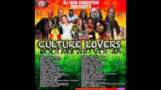 Dj Don Kingston Culture Lover's Rock Mix 2017 Vol. 46