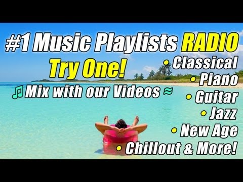 STUDY MUSIC PLAYLIST (s) RADIO Try  Classical Piano Instrumentals Jazz Songs for Relaxing Studying