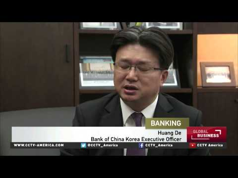 Chinese yuan growing rapidly in South Korea