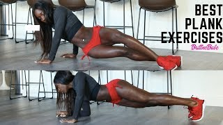 BEST PLANK EXERCISES!!!