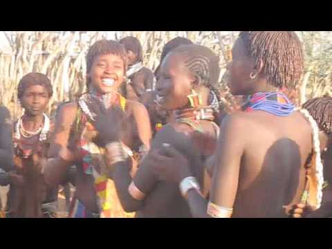 Hamer Tribe, Omo Valley