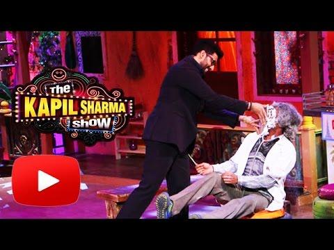 Abhishek Bachchan PUNISHES Sunil Grover For TEASING Aishwarya | The Kapil Sharma Show