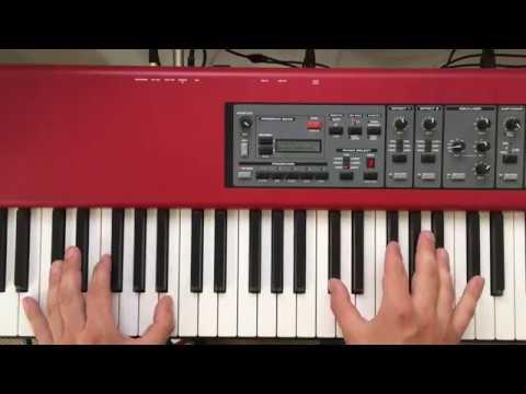 Charlie Puth ATTENTION // Chorus // Piano Tutorial #HIDI