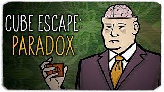 ВОТ ТАК ФИНАЛ - CUBE ESCAPE: PARADOX