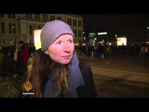 Leader Of Germany's Anti-islam Movement Quits video