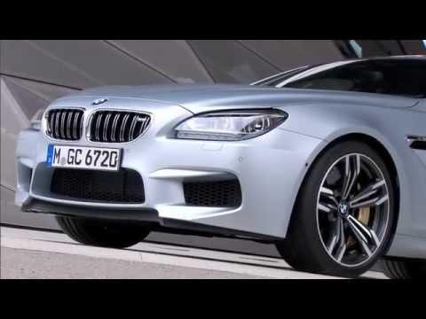 BMW M6 Gran Coupe Promo Video