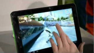 Acer Iconia Tab A510 Hands On