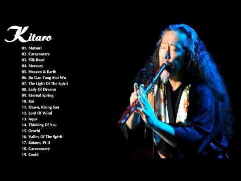 Kitaro Greatest Hits | The Best Of Kitaro | Best Instrument Music