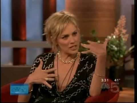Sharon Stone Interview
