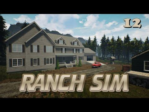 Ranch Simulator #12: Die Rehe greifen an... [Gameplay][German][Deutsch]