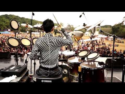 Akira Jimbo Jam With Jack Thammarat&Pap Infinity @ Silver Lake Music Festival Pattaya 2012