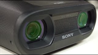 BRAND NEW: Sony's Digital Zoom Binoculars with HD video capture, camera