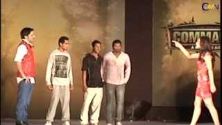 Vidyut Jamwal Performs Live Fight Scenes For Promotion Of Movie Commando