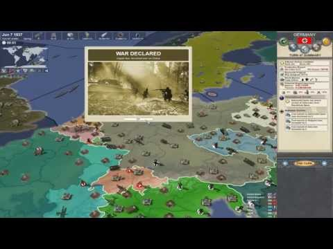 Let's Play Making History Gold: Germany #1 (LOP)