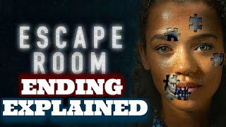 Escape Room (2019) ENDING EXPLAINED