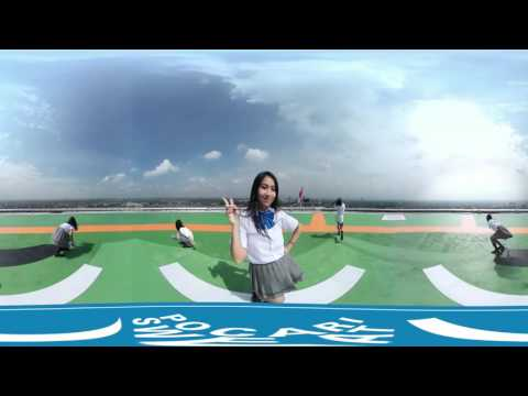Song  Pocari 2016 commercial Full #IONDance Video Rooftop Version (iikanji)