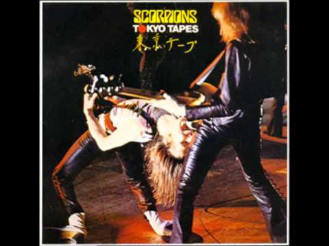 Scorpions - Backstage Queen
