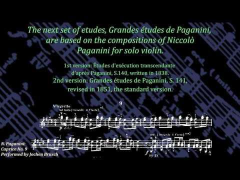 Лист Ференц - 12 больших этюдов, часть 2