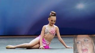 Dancemoms Maddie Ziegler Drama Diva Moments Part 2