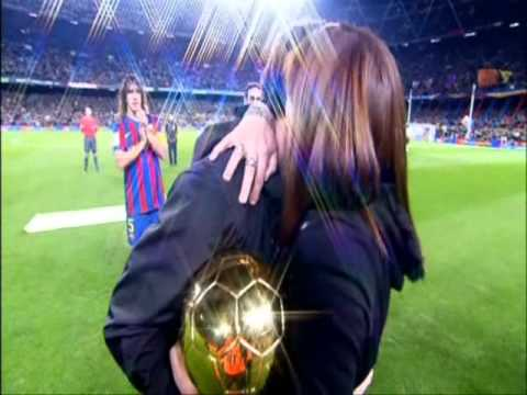 Reportaje de Leo Messi Part 4