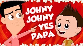 Johny Johny Yes Papa | Nursery Rhymes | Baby Songs For Kids