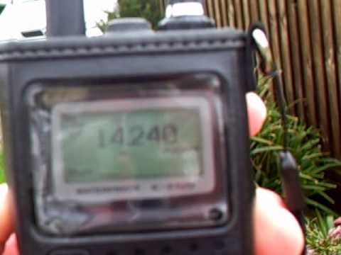 Amateur Radio - HF Interference VID 6