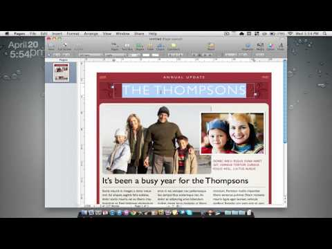 Hey everyone, here is a 3 part video on a application review of Pages from