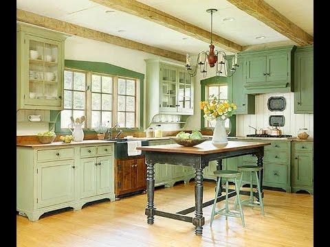 Сельский Дом Дизайн Кухни