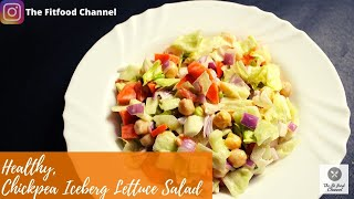 Best Salad For Fat Loss   Healthy Diet for Weight loss #weightloss #gymclosed