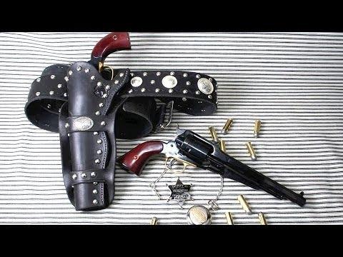 Shooting Remington Cartridge Conversions HD.mov