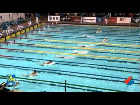 Olympic and paralympic trials 2012 day 3 200 Breast M prelims