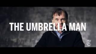 The Umbrella Man at Dealey Plaza - Kennedy Assassination