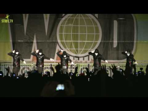Jabbawockeez [HD] | World of Dance 2010 (Pomona, CA) Video