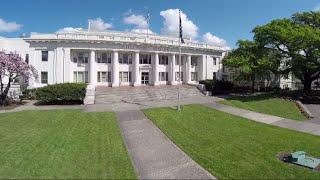 Drone Video of Roseburg Oregon 2015