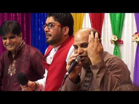 Mir Hasan Mir | LIVE | Qalandar Saeen | Dar e Abbas Houston Texas. 2017