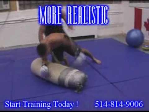 Ground & Pound Drills - H2O Martial Arts Image 1