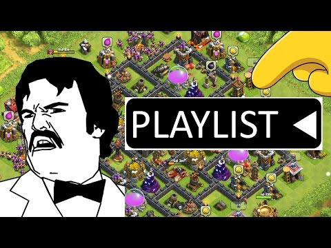 PLAYLIST || CLASH OF CLANS || Let's Play CoC [Deutsch/German HD]