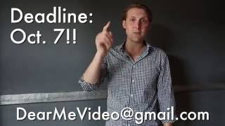 "Help Eric Hutchinson Make His ""Dear Me"" Music Video!"