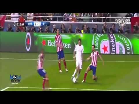 Real Madrid vs Atletico Madrid (Highlights) Champions League Final 2014