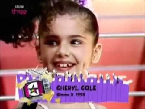 Cheryl Tweedy - child